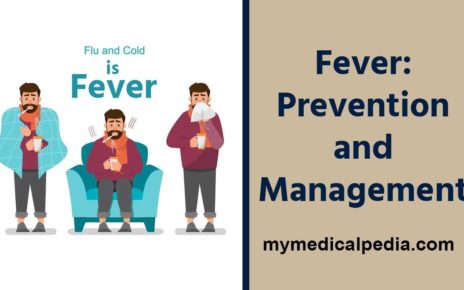 Fever: Prevention and Management