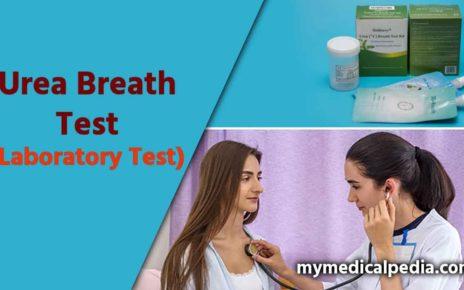 Urea Breath Test Lab Test