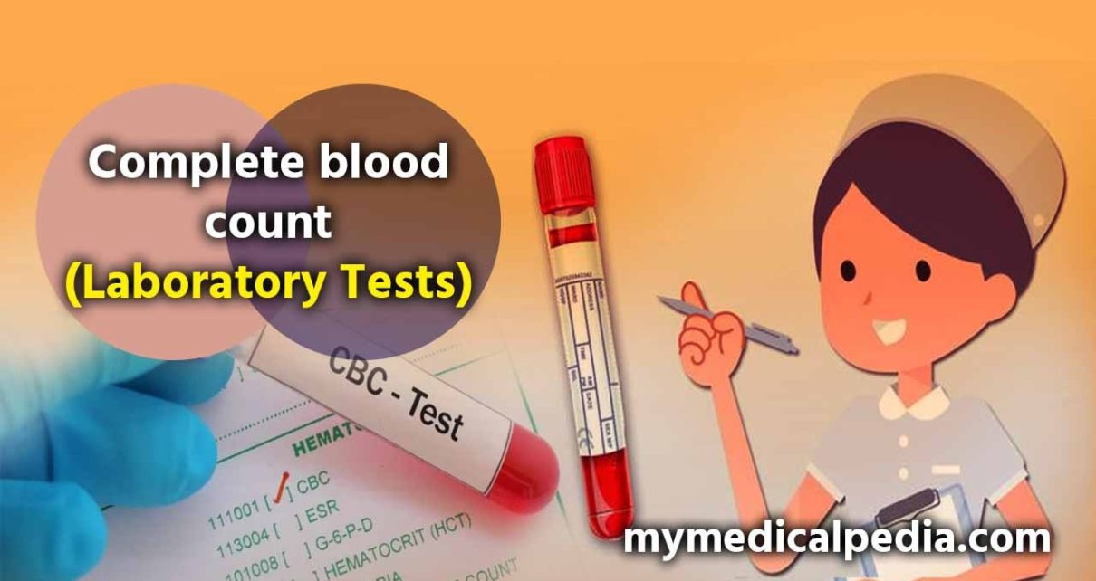 Complete blood count Test (Lab Test   Laboratory Tests)