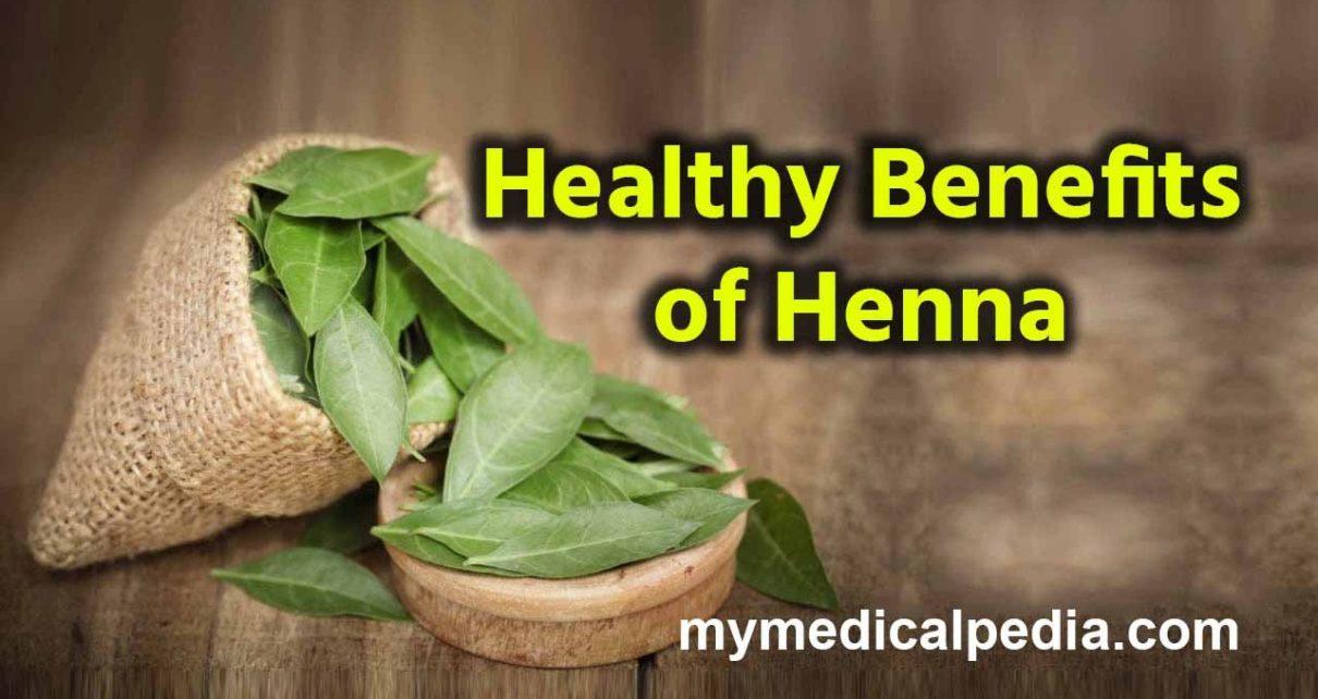 Healthy Benefits of Henna